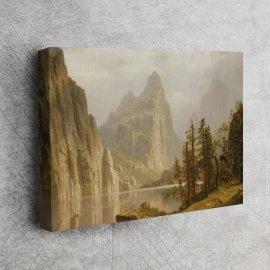 Albert Bierstadt - Merced Nehri