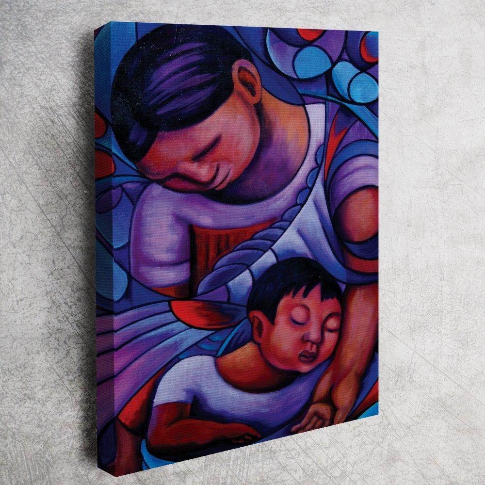 Diego Rivera - Lahana Satıcısı 1936