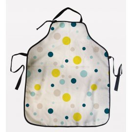 Pastel Color Apron - BBQ-1166
