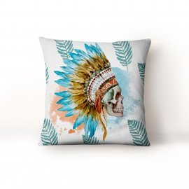 Watercolor - 45x45 cm Cushion Cover - PW-3057